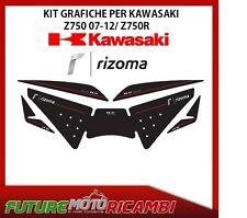 KIT GRAFICHE RIZOMA PER KAWASAKI Z750 07-12 / Z750 R KIT GRAPHIC PARA SERBATOIO