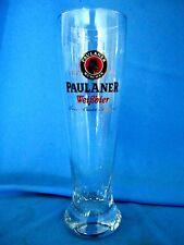 PAULANER GERMAN BEER GLASSES 0.5L (GLASS) Made in Germany