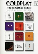 Coldplay: The Singles and B-sides (tab) by Music Sales Ltd (Paperback, 2007)