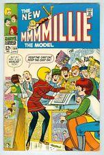 Millie the Model #159 June 1968 Fn