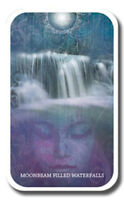 Vibrational Energy Cards Self Published Tarot Deck  by Debbie Anderson