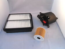 Mitsubishi Outlander 2.2 DI-D Diesel Service Kit Oil + Air + Fuel Filter 2007-On