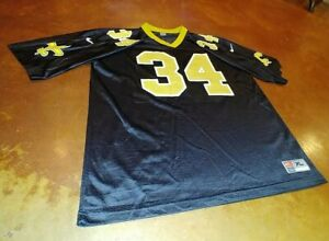 New Orleans Saints Ricky Williams #34 Nike Team Jersey Men's XL NFL Texas Earl