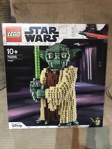 Lego Star Wars Yoda # 75255 (Sealed & New) (Becoming V. RARE) Disney Exclusive