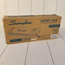 Swingline Inspire Plus 9 Thermal Laminator 1701857cm Brand New In Box