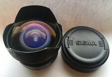 Sigma 3,5 14mm Nikonanschluß