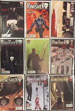 Punisher 2016 Series Lot 1 hip Hop Age of Apocalypse,3+Variant,4 Variant,8-10,13