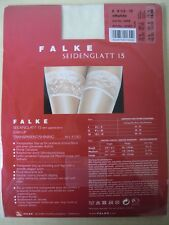 Falke Seidenglatt 15 den Damen Stay-up Offwhite (2059) 9.5-10 41583