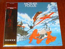 Japan SS MINI-LP SHM-CD Focus-Mother Focus LTD OOP VICP-70054