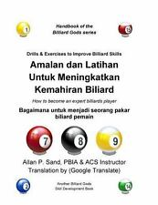 Drills and Exercises to Improve Billiard Skills (Malay) : How to Become an...