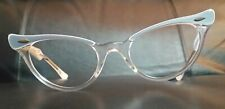 Vintage 1950's Bausch and Lomb Glasses Cat Eye - Good condition