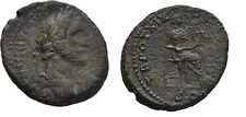 Ancient Rome AD 138-61 ANTONINUS PIUS, Large AE As, Annona -right