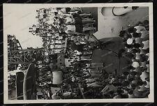 Panzerschiff Deutschland-guerra civil-matrosen-Sportfest Reede Alicante-32