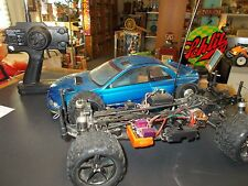 HPI 4x4 Rally RC car