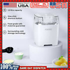 15 Qt Ice Cream Maker Gelato Sorbet Maker Frozen Yogurt Machine for Kids Home