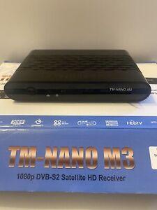 Technomate Tm-Nano M3 HD Satellite Receiver