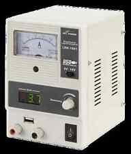 McPower LBN-1501 Labornetzgerät / Tattoo Netzgerät 0-15 V, 0-1A, 15 Watt, 5V USB