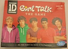 One Direction 1D Girl Talk Board Game Music Trivia Hasbro Complete Excellent EUC