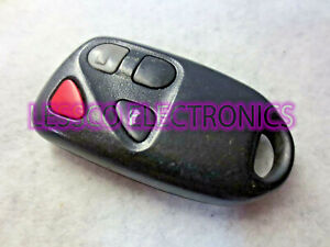 (EMPTY) BLANK SHELL CASE FOR: MAZDA REMOTE FOB OEM KPU41048 41701 89LP0042