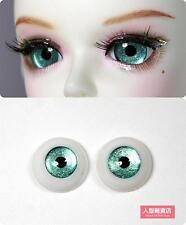 16mm acrylic eyes For BJD DOD AOD MK OK RD Doll Dollfie ice green H1