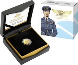2021 Australia RAM $10 'C' Mintmark Gold Proof Coin - Heroes of the Sky