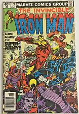 INVINCIBLE IRON MAN#127 VG/FN 1979 MARVEL BRONZE AGE COMICS