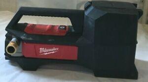 Milwaukee 2771-20 M18 Self Priming Cordless Transfer Pump, V.G