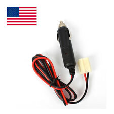 12V DC Power Cord Cable Cigarette lighter For FT-8800 FT-7800R FT-8900R Radio