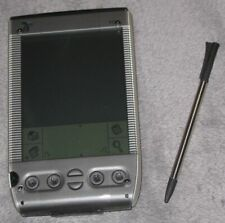 Handspring Visor Deluxe Pda Palm Pilot with Cover, Pen Stylus Graphite ~Untested