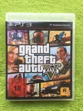 Ps3-Grand Theft Auto GTA V 5 (usk18)