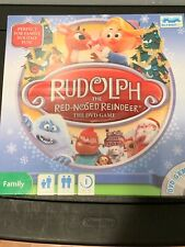 Rudolph the Red-Nosed Reindeer (DVD Game, 2014) (SR-2)