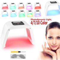 Photon Therapy LED Light Facial Machine PDT Photodynamic Skin Rejuvenation Lamp