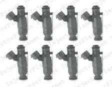 Set of 8 Bosch 0280156180 fuel injector 2004-2006 Audi A8 4.2L V8 079133551B