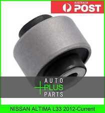 Fits NISSAN ALTIMA L33 2012-Current - Front Control Arm Bush Front Arm Wishbone