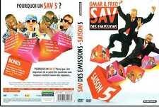 DVD Omar & Fred - SAV des émissions - Saison 5 | Comedie | Lemaus