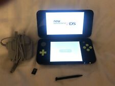 Nintendo 2DS XL Console - Black/Like Green