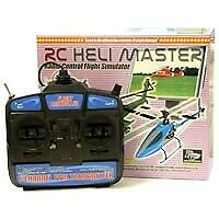 Realitycraft RC Heli Master Helicopter Flight Simulator - Mode 2 RCSIM51