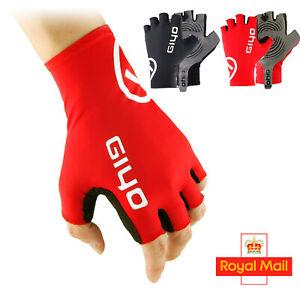 Half Finger Cycling Gloves Full Training Cycling Gym Wheel Chair Driving Mitts