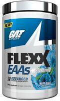 GAT FLEXX EAAs + HYDRATION  Essential Amino Acids - 30 Servings BLUE RAZZ