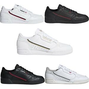 New Mens adidas Continental Sneakers 80 Sneaker Shoes Essentials