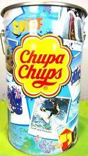 1000 CHUPA CHUPS Lollipops Mega Tin Assorted Candy Sweets Lollies New