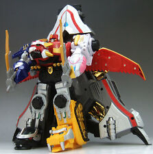 JAPAN RARE!! BANDAI POWER RANGERS GOSEIGER Megazord DX ULTIMATE GOSEIGREAT MISB