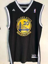 adidas NBA Jersey Golden State Warriors Stephen Curry Black Alt Sz M fa5ea3432