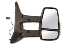 Ford Transit MK8 Wing Mirror Manual Driver Side O/S Long Arm 2013 Onwards