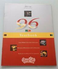 CATALOGUE QUARTZO 1996 YEARBOOK VOITURE MINIATURE 1/43 -  LOTUS - MATRA - TYRREL