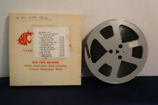 """7"""" 1800' Reel To Reel tape - Personal Mel Blanc Show Clips, Please see photos!"""
