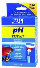 API pH Alkaline Acidic Test Kit Freshwater Aquarium Water Fish Plants 250 Tests