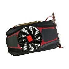 New For ATI Radeon HD 7670 4GB DDR5 128Bit Graphics Card Red PCI-Express Video
