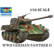 Trumpeter 00929 1/16 German Panther G - Late version Plastic Model Kit