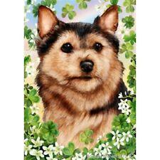 Clover House Flag - Norwich Terrier 31152